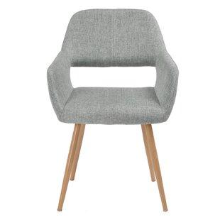 Wrought Studio Laussat Armchair (Set of 2)