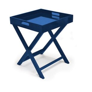 Folding Tray Table by Urban Shop