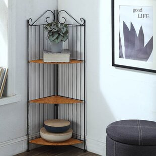 Sonia Corner Unit Bookcase