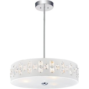 CWI Lighting Stellar 3-Light Pendant