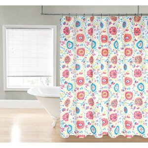 Loraine Primavera Shower Curtain