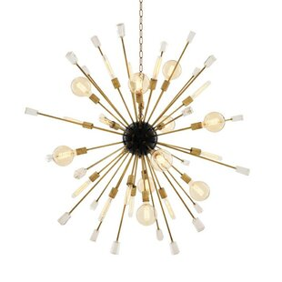 Tivoli 24-Light Sputnik Chandelier by Eichholtz