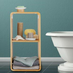 Khalil 33 X 64.7cm Bathroom Shelf By House Of Hampton