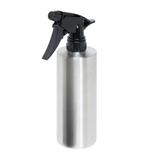 Stainless Steel Spray Bottle Syrup Dispenser