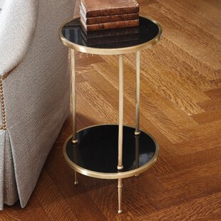 Multi-Tiered End Table