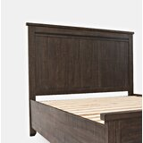 Flournoy Panel Headboard by Millwood Pines