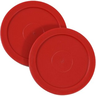 Air Hockey Table Puck by Wildon Home ®