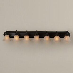 Three Posts Beveridge 7-Light Vanity Light