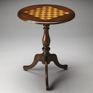 22 Bardo Chess/Checkers Table by Astoria Grand