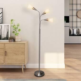 Mercer41 Azar 65 Floor Lamp Wayfair
