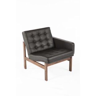 Ellen Leather Loveseat