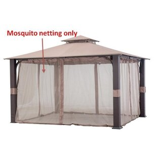 Mosquito Netting for Montgomery Gazebo by Sunjoy
