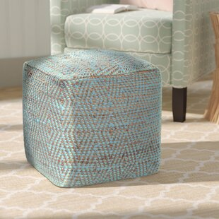 Federalsburg Pouf by Beach..