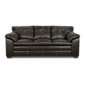 Simmons Upholstery Merriwood Sofa by Alcott Hill