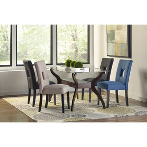 Castellanos Parson Upholstered Dining Chair by Ivy Bronx