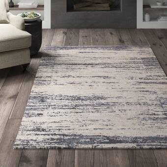 Greyleigh Bridgeton Power Loom Gray Sleekrug Reviews Wayfair