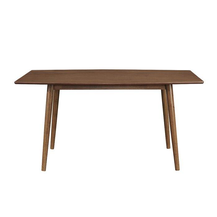 Weller Mid Century Dining Table