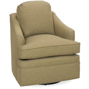 Quinn Glider Swivel Armchair by Tory Furniture