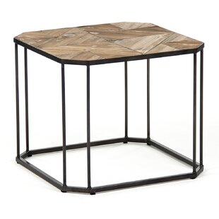 Cuthbert End Table by Zentique