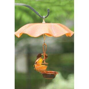 Birds Choice Single Cup/Single Fruit Oriole Tray Bird Feeder