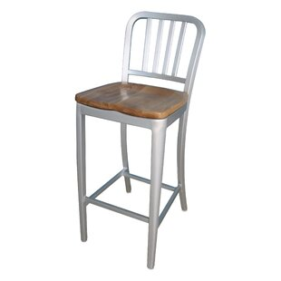 Bargain 24 Patio Bar Stool By Alston
