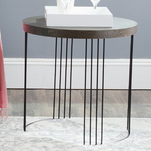 Ballance End Table by Ivy Bronx