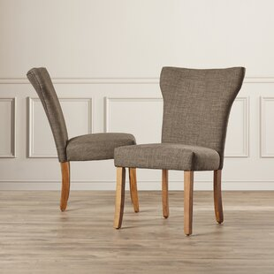 Collett Upholstered Dining Chair (Set of 2) DarHome Co