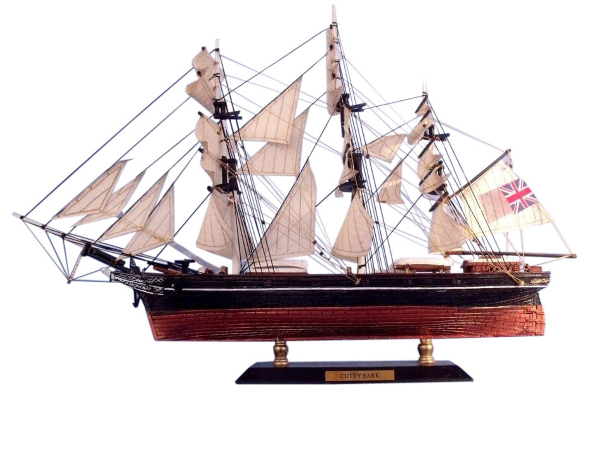 Breakwater Bay Fruitland Limited Model Ship Wayfair