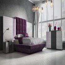 Purple Bedroom Sets You Ll Love In 2021 Wayfair