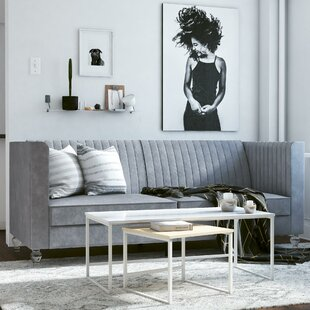Order Arabelle Convertible Sofa by CosmoLiving by Cosmopolitan Reviews (2019) & Buyer's Guide