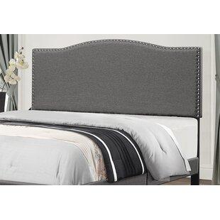 Willa Arlo Interiors Whitted Upholstered Panel Headboard