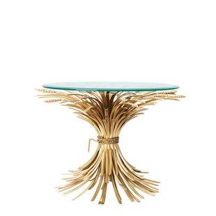 Bonheur End Table by Eichholtz