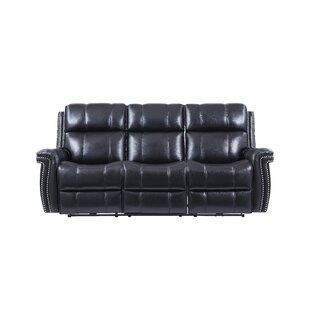 Darby Home Co Hobbs Power Headrest Reclining Sofa