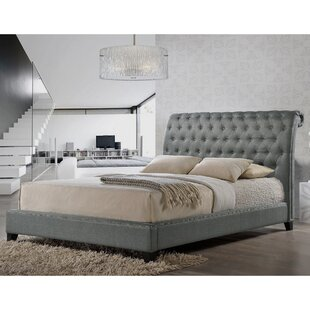 Rorie Upholstered Platform Bed by Willa Arlo Interiors Savings