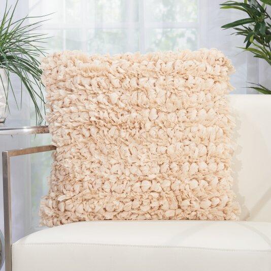 Newburyport Contemporary Throw Pillow