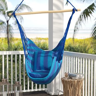 Svenn Cotton And Polyester Chair Hammock by Beachcrest Home Top Reviews