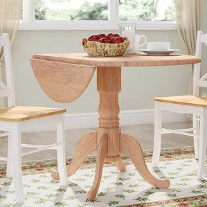 Round Dining Table round kitchen & dining tables you'll love | wayfair