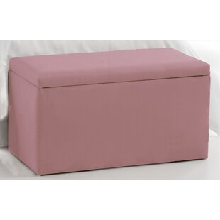 Storage Ottoman by Skyline Fur..