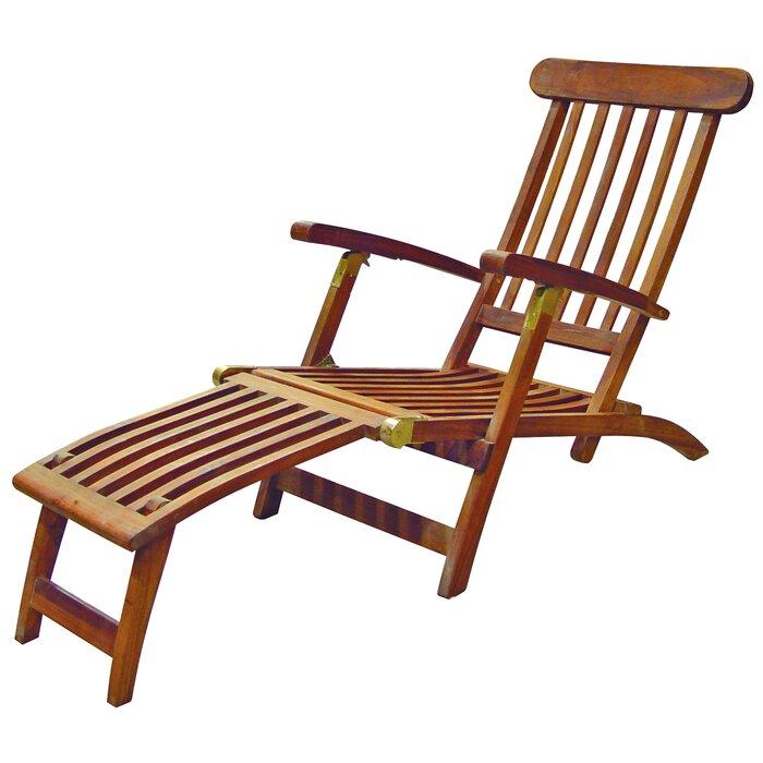 Magnificent Britannia Folding Steamer Lounge Chair Theyellowbook Wood Chair Design Ideas Theyellowbookinfo