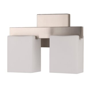 2-Light Vanity Light by Efficient Lighting
