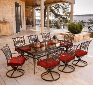 Restivo Traditions 9 Piece Dining Set By Astoria Grand