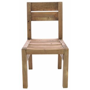 Canaan Solid Wood Dining Chair By Union Rustic