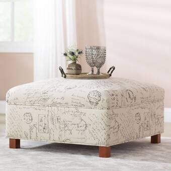 Excellent Monarch Specialties Inc Vintage Storage Ottoman Reviews Short Links Chair Design For Home Short Linksinfo