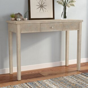 Review Calixta Contemporary Console Table By Highland Dunes