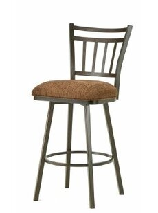 Emma 26 Swivel Bar Stool Iron Mountain