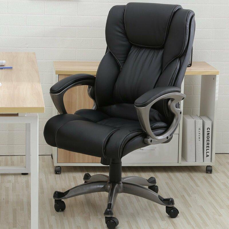 Stapleford Ergonomic High Back Executive Chair