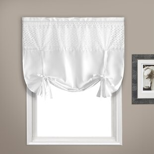 Athenis Topper Curtain Valance by Lark Manor