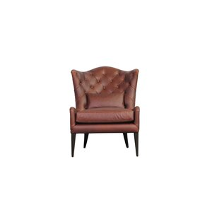 Check Prices Nailsworth Wingback Chair by Darby Home Co Reviews (2019) & Buyer's Guide