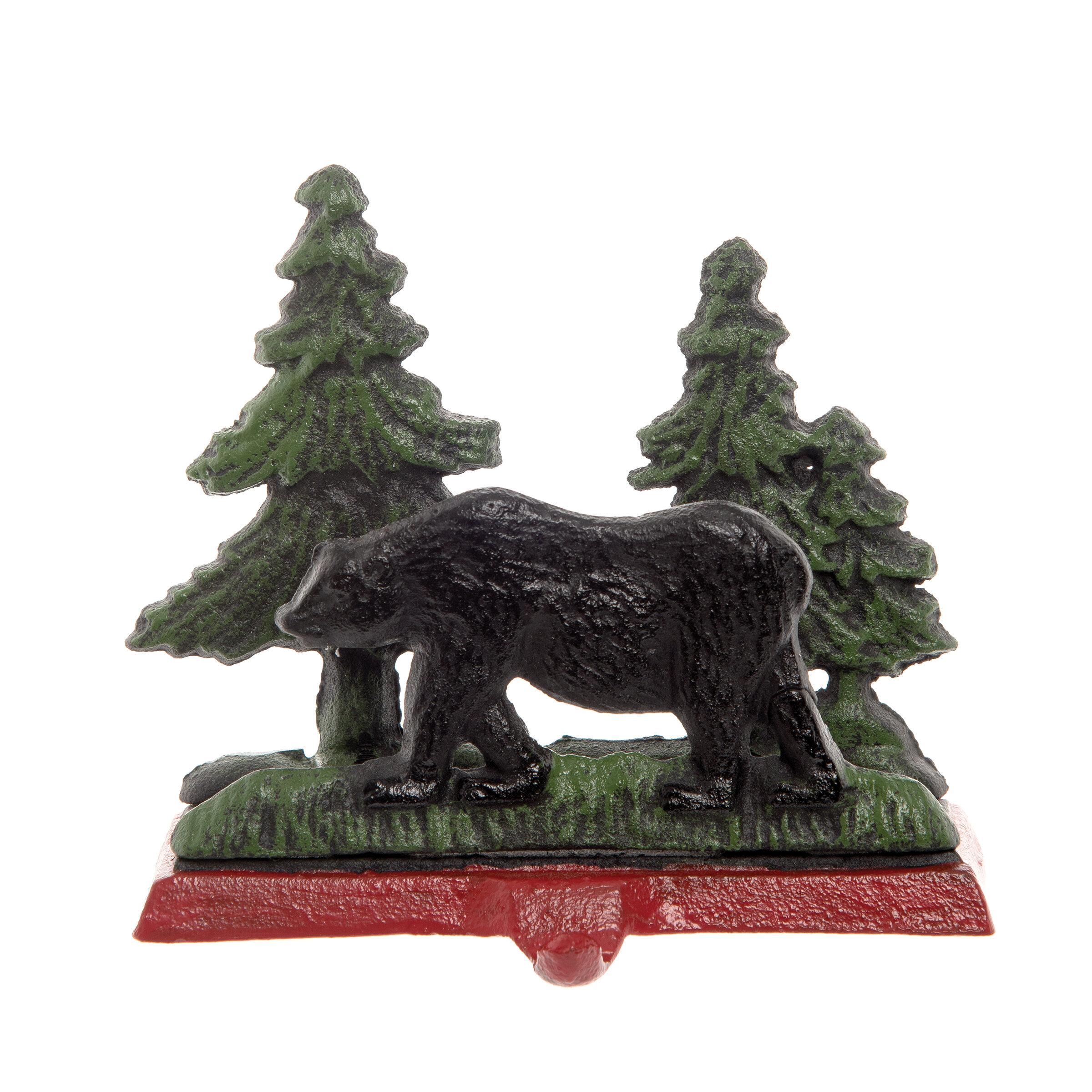 Bear Stocking Holder Birch Lane