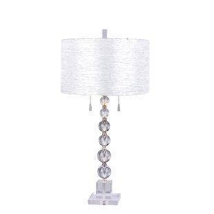 Crystal Ball Table Lamp Wayfair